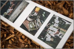 Fotobuch Hochzeitsfotos